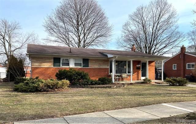 19458 Parker Street, Livonia, MI 48152 (MLS #2210015582) :: The John Wentworth Group