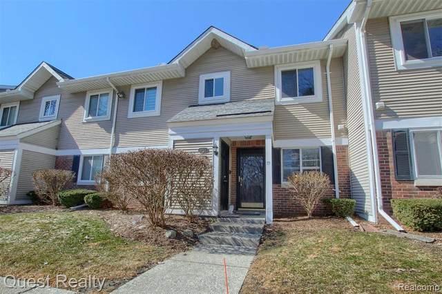 31512 Orchard Creek, Farmington Hills, MI 48334 (#2210015633) :: GK Real Estate Team