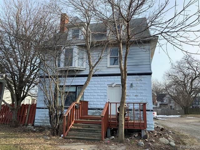 373 Huron St, Pontiac, MI 48341 (#2210015730) :: BestMichiganHouses.com