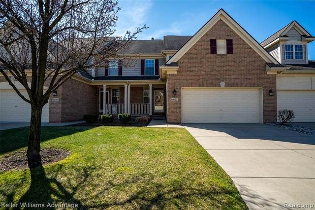 32927 Brookside Circle, Livonia, MI 48152 (#2210016409) :: GK Real Estate Team