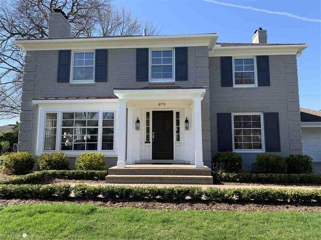 879 Sunningdale Dr., Grosse Pointe Woods, MI 48236 (#58050036159) :: The Alex Nugent Team | Real Estate One