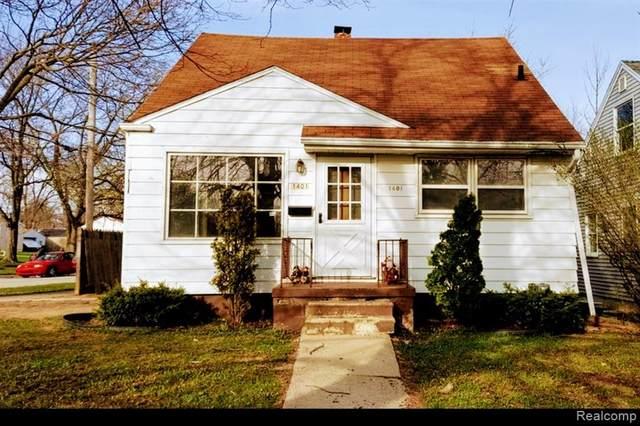 1401 Beaver Avenue, Flint, MI 48503 (#2210016567) :: The Mulvihill Group