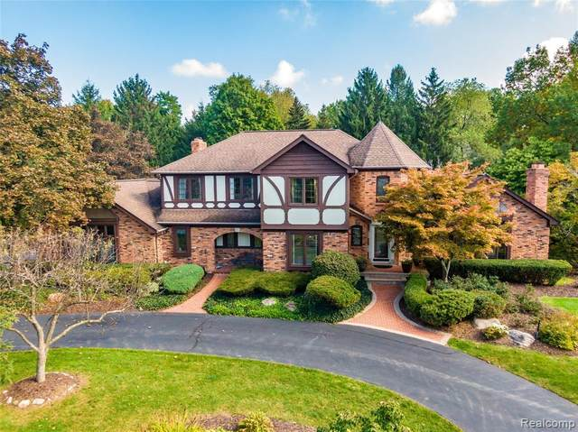 338 Sycamore Court, Bloomfield Twp, MI 48302 (#2210016653) :: The Alex Nugent Team | Real Estate One