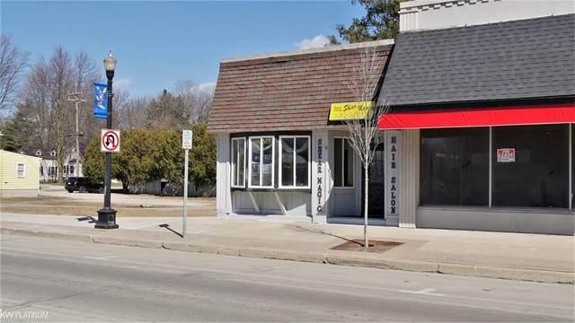69348 N Main St, Richmond, MI 48062 (#58050036232) :: The Mulvihill Group