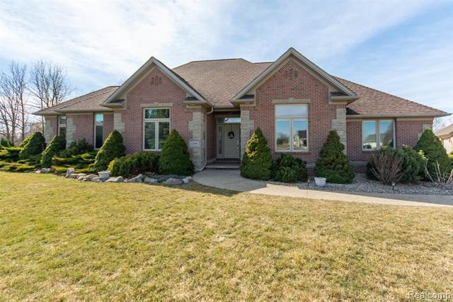 1140 Oak Trail Court, Ash Twp, MI 48117 (#2210016860) :: Real Estate For A CAUSE