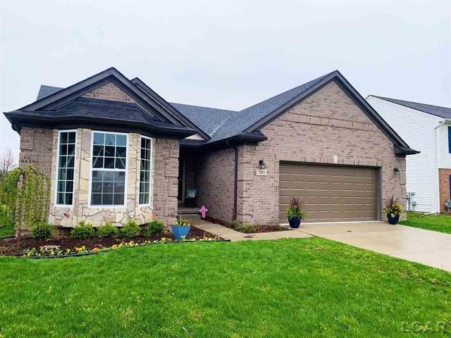 707 Arbor Chase, Dundee, MI 49131 (#56050036334) :: The Alex Nugent Team | Real Estate One
