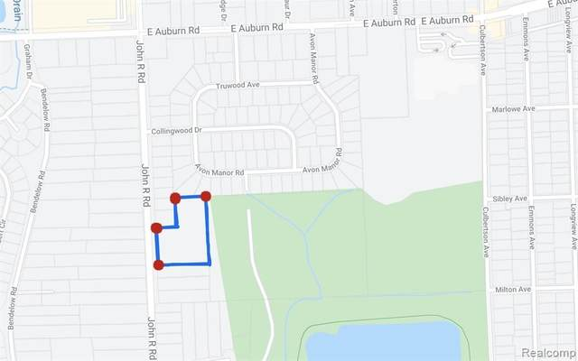 00 John R Road, Rochester Hills, MI 48307 (#2210017562) :: RE/MAX Nexus