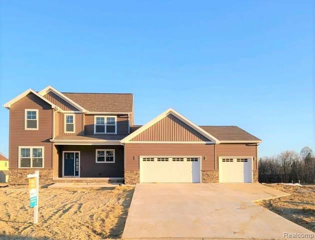 8335 Pleasant Court, Goodrich Vlg, MI 48438 (#2210018044) :: Real Estate For A CAUSE