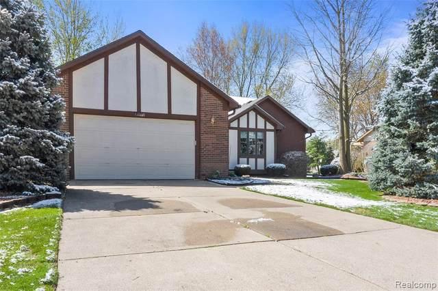 41095 Marks Drive, Novi, MI 48375 (#2210018232) :: Duneske Real Estate Advisors