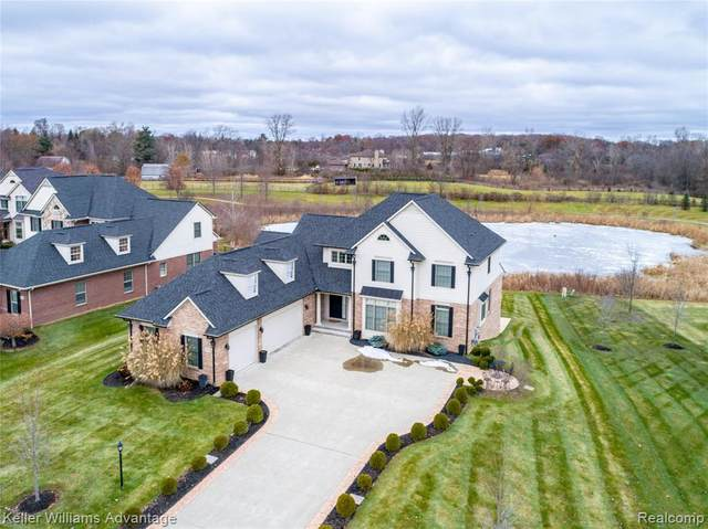 50960 Belmont Park Court, Northville Twp, MI 48167 (#2210018295) :: GK Real Estate Team