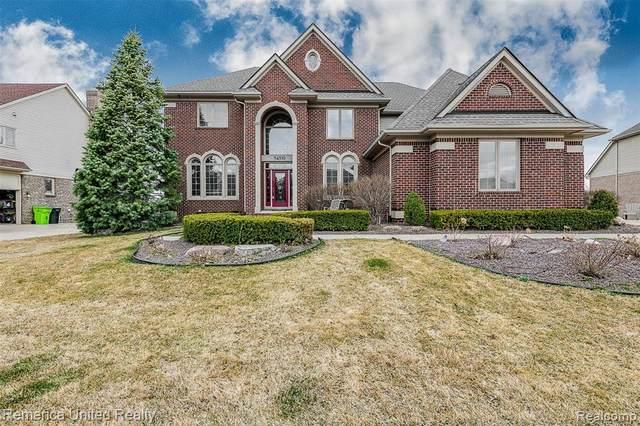54330 Meadow Court, Lyon Twp, MI 48178 (#2210018911) :: Duneske Real Estate Advisors