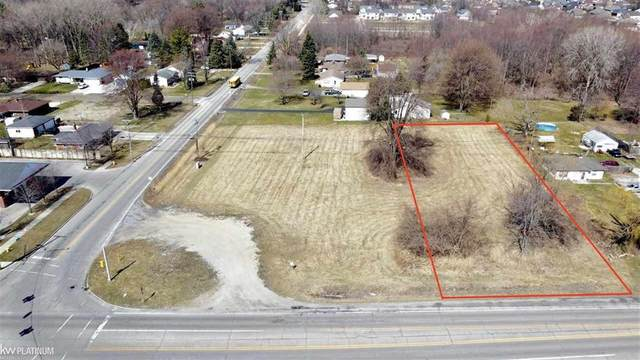 47239 Jefferson Avenue, Chesterfield Twp, MI 48047 (#58050036928) :: RE/MAX Nexus