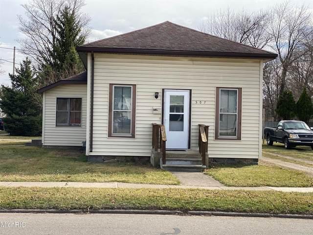 307 E Congress Street, Sturgis, MI 49091 (#68021009116) :: The Merrie Johnson Team