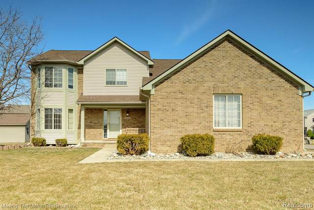 4096 Stonewood Court, Berlin Twp, MI 48166 (#2210019559) :: Real Estate For A CAUSE