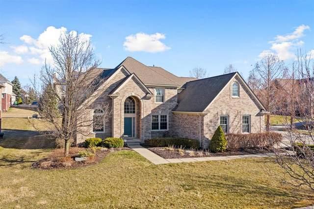 47010 Northumberland Street, Novi, MI 48374 (#543279553) :: Duneske Real Estate Advisors