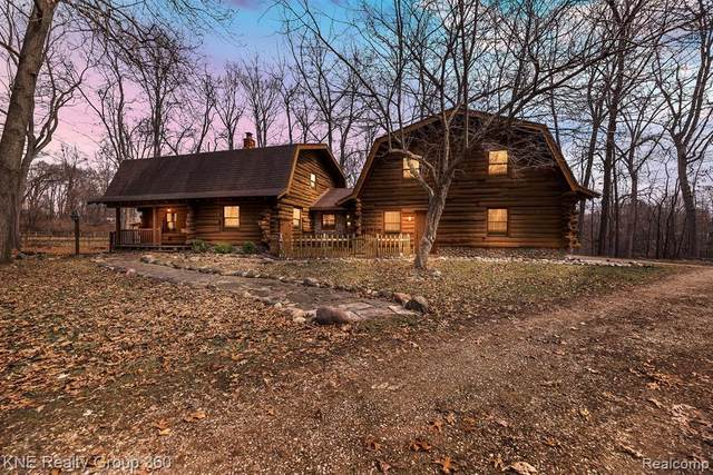 2900 Dunsary Ln., Brighton, MI 48114 (#2210019839) :: Real Estate For A CAUSE