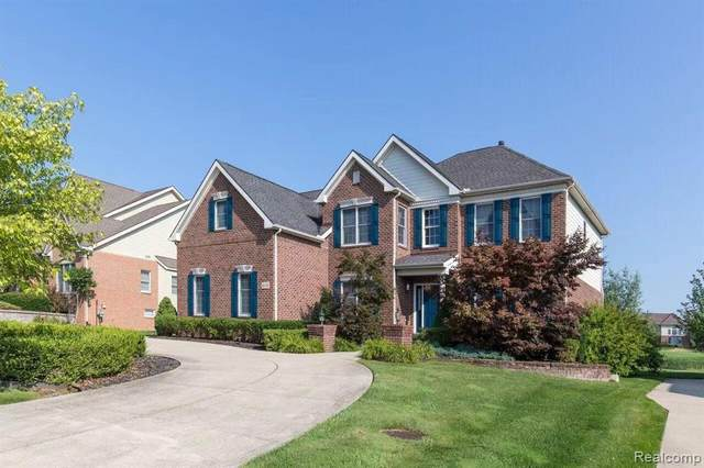 46340 Pinehurst Drive, Northville Twp, MI 48168 (#2210019926) :: Duneske Real Estate Advisors