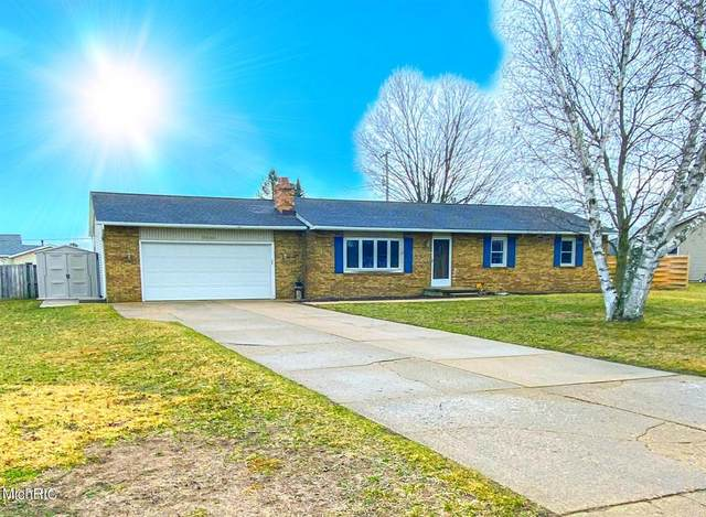 20565 Okemos Road, Green Twp, MI 49307 (MLS #72021009357) :: The John Wentworth Group