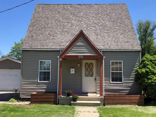 107 Ilene Street, Sturgis, MI 49091 (#66021009356) :: Novak & Associates