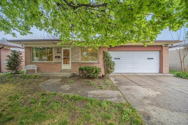 25780 Masch Avenue N, Warren, MI 48091 (#2210020150) :: Real Estate For A CAUSE
