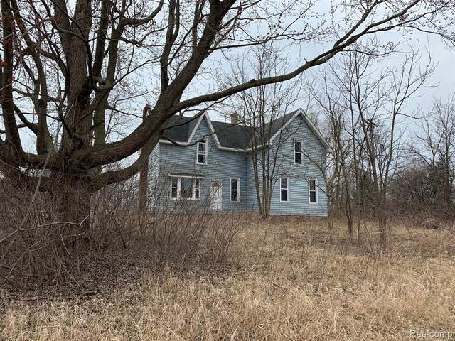 2286 Greenwood Road, Lapeer Twp, MI 48446 (#2210020368) :: The Merrie Johnson Team