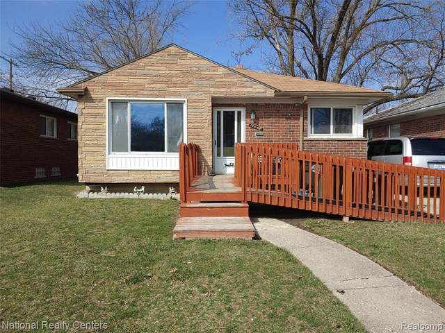 13040 Oak Park Boulevard, Oak Park, MI 48237 (#2210020572) :: RE/MAX Nexus