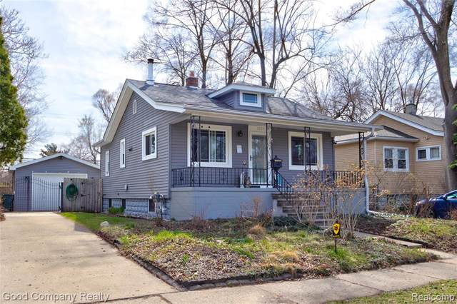 1575 Albany Street, Ferndale, MI 48220 (#2210020810) :: Real Estate For A CAUSE