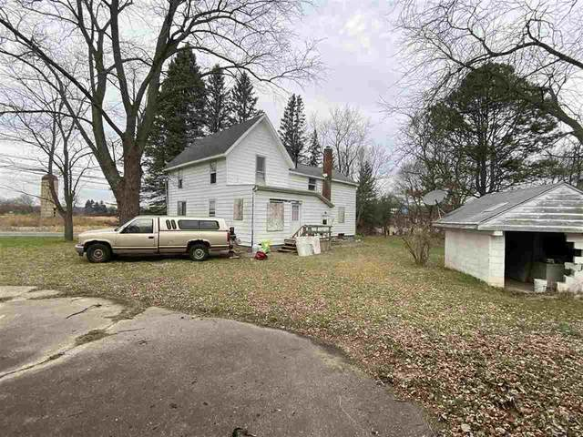 1011 W Round Lake Rd, Dewitt Twp, MI 48820 (#5050037555) :: Novak & Associates