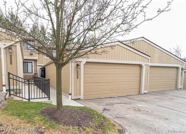 880 Yorktown Court #84, Northville, MI 48167 (#2210021089) :: Duneske Real Estate Advisors