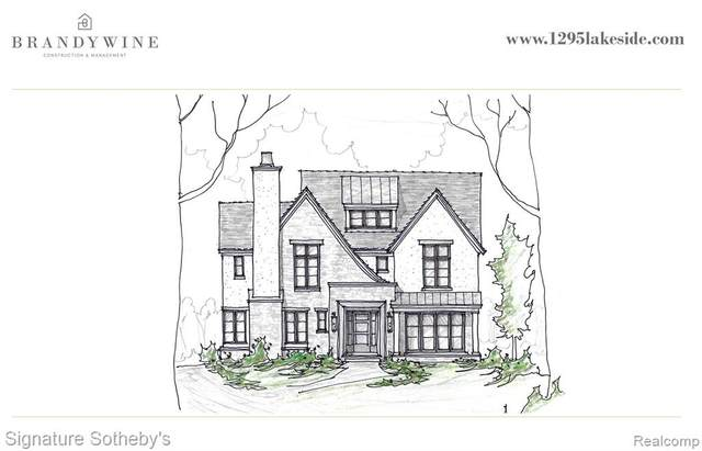1295 Lakeside Drive, Birmingham, MI 48009 (#2210021467) :: Real Estate For A CAUSE