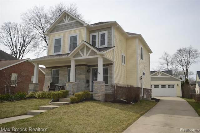 2861 Robina Ave, Berkley, MI 48072 (#2210021538) :: Real Estate For A CAUSE
