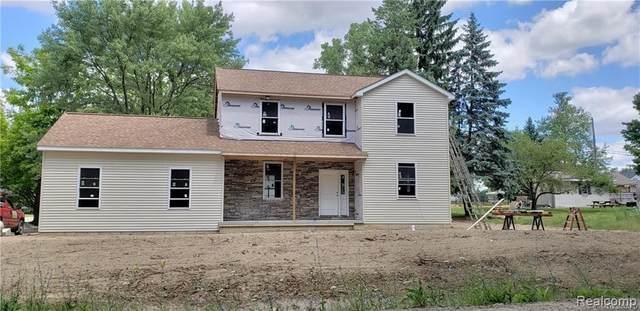 388 N Lake Angelus Road, Auburn Hills, MI 48326 (#2210021571) :: GK Real Estate Team