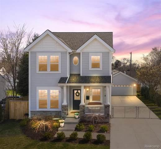 3138 Royal Avenue, Berkley, MI 48072 (#2210021575) :: The Alex Nugent Team   Real Estate One