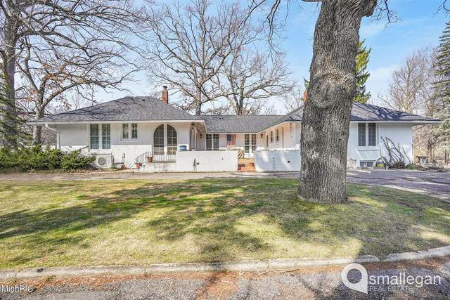 615 W Washington Street, Greenville, MI 48838 (#65021010295) :: Real Estate For A CAUSE