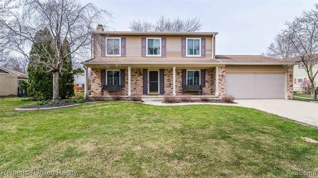 24365 Simmons Drive, Novi, MI 48374 (#2210021616) :: Duneske Real Estate Advisors