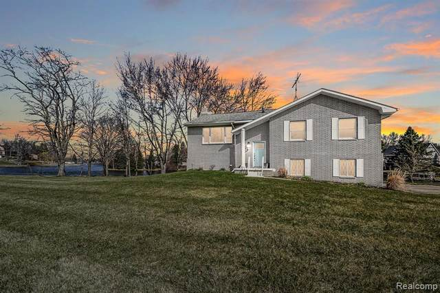1342 Pratt Road, Metamora Twp, MI 48455 (#2210021663) :: The Merrie Johnson Team