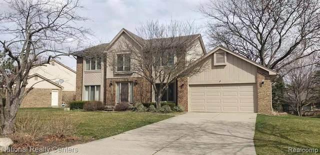 24856 Sutherland Drive, Novi, MI 48374 (#2210021773) :: Duneske Real Estate Advisors