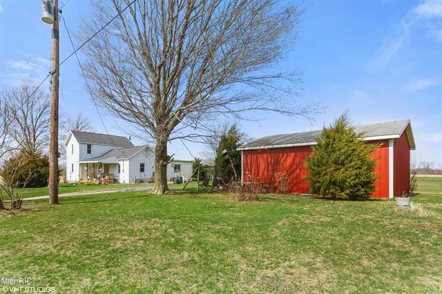 853 Warren Woods Road, Weesaw Twp2, MI 49113 (#69021010448) :: Novak & Associates
