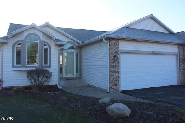 867 Deerview Lane #3, Laketown Twp, MI 49423 (#71021010524) :: GK Real Estate Team