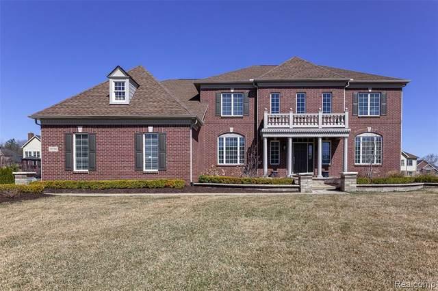 50780 Northstar Way, Northville Twp, MI 48168 (#2210022041) :: Duneske Real Estate Advisors