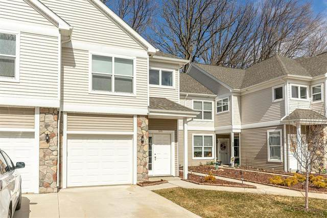 510 Fieldstone Court, Chelsea, MI 48118 (#543279827) :: Real Estate For A CAUSE