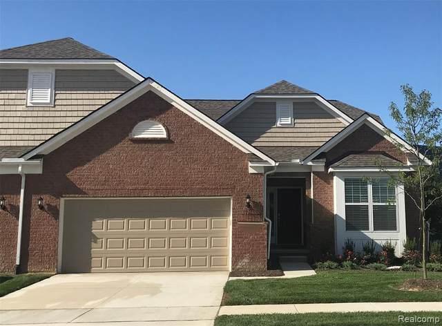 48640 Windfall, Novi, MI 48374 (#2210022207) :: Real Estate For A CAUSE