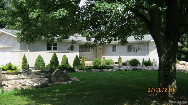 74181 Mckay Road, Bruce Twp, MI 48065 (#2210022342) :: Real Estate For A CAUSE