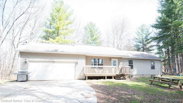 4233 Ridge Road, Blackman Twp, MI 49201 (MLS #2210022434) :: The John Wentworth Group