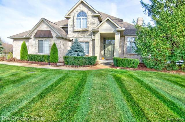 4439 Sherwood Road S, Brandon Twp, MI 48462 (#2210022685) :: GK Real Estate Team