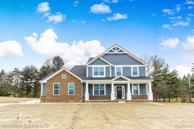 24847 Dinser Drive, Novi, MI 48374 (#2210022736) :: Duneske Real Estate Advisors