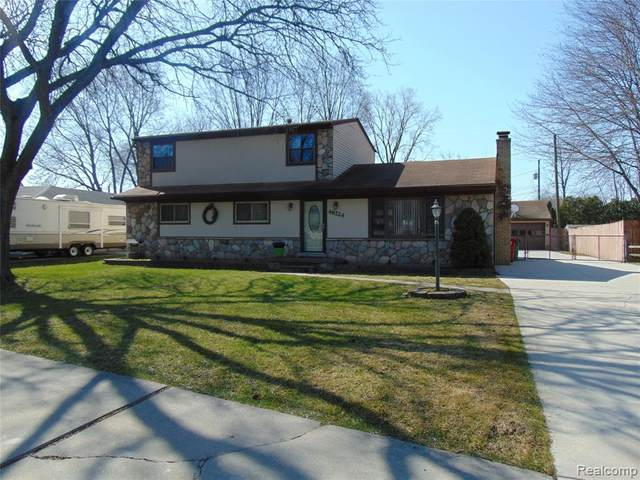 48224 Forbes St, Chesterfield Twp, MI 48047 (#2210022781) :: The BK Agency