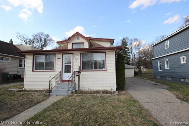 1608 Leroy Street, Ferndale, MI 48220 (#2210022822) :: Real Estate For A CAUSE