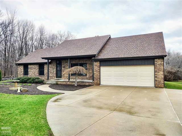 47037 Sugarbush Rd., Chesterfield Twp, MI 48047 (#58050038111) :: The Alex Nugent Team | Real Estate One