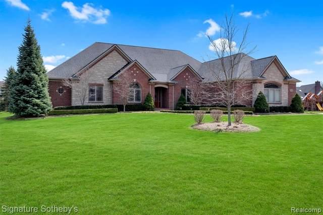 47868 Cheltenham Drive, Novi, MI 48374 (#2210023321) :: Duneske Real Estate Advisors